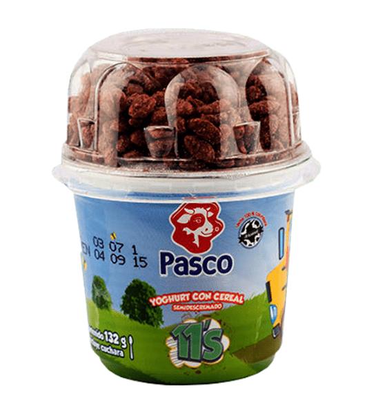 yogurt con cereal, yoghurt para niños, yogurt para niños, yogurt con cereal, yogurt con hojuelas, yoghurt con crispi, yoghurt para niños
