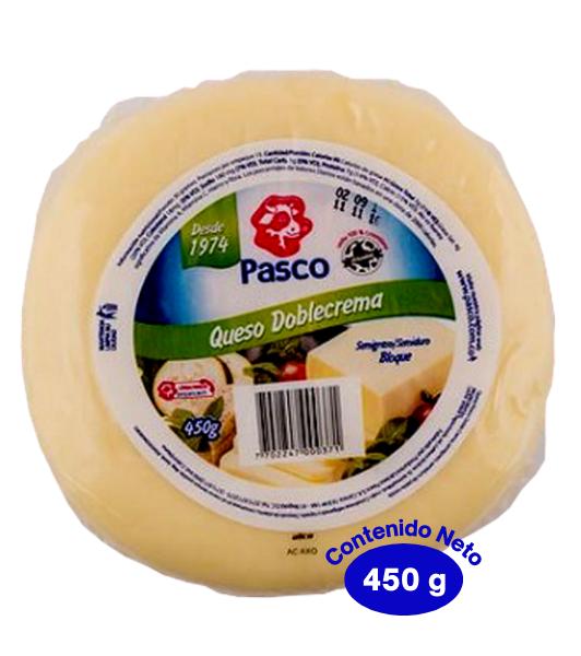 queso, quesos, doble crema, Queso Doble Crema 450G