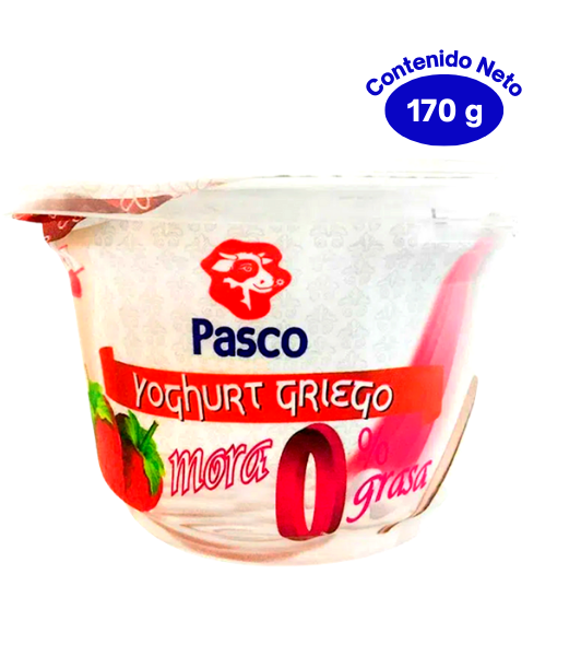 Yoghurt Griego 170 Gramos, yogurt griego, griego, griego grande, yoghurt griego, sabores de yoghurt griego, griego de mora, yogurt de 170g, yogurt de mora, mora