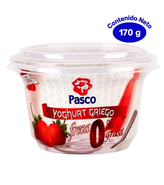 Yoghurt Griego 170 Gramos, yogurt griego, griego, griego grande, yoghurt griego, sabores de yoghurt griego, griego de fresa, yogurt de 170g