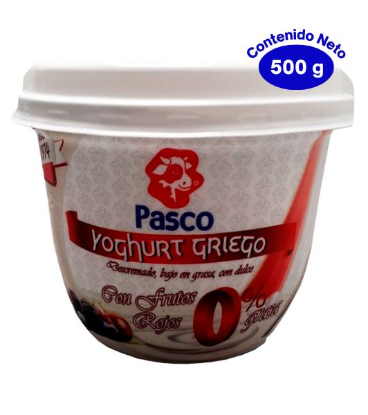 Yoghurt Griego 5000 Gramos, yogurt griego, griego, griego grande, yoghurt griego, sabores de yoghurt griego, griego de frutos rojos
