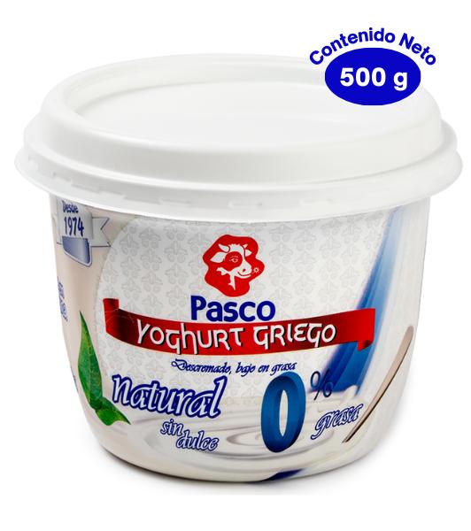 Yoghurt Griego 500 Gramos, yogurt griego, griego, griego grande, yoghurt griego, sabores e yoghurt griego, griego natural, yogurt griego natural